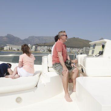 motor yacht sherilyn helm