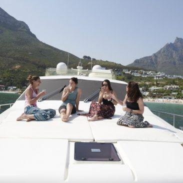 motor yacht sherilyn view